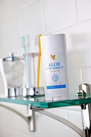 Deodorante naturale per ascelle