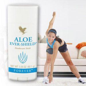 Deodorante senza alluminio