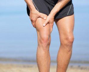 Dolori muscolari alle gambe